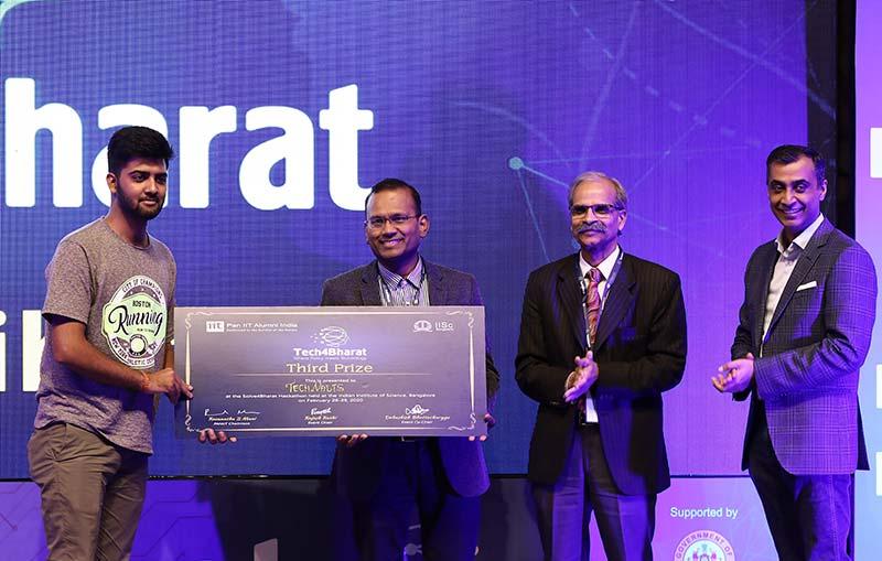 2nd runnerup solve4bharat