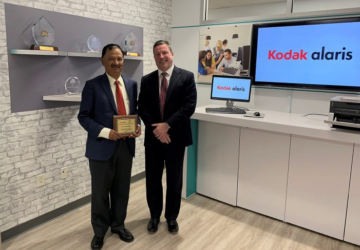 Kodak Alaris and Newgen Software Announce Global Strategic Alliance to Enable Digital Workplace Solutions