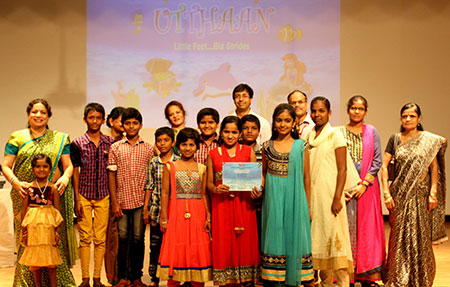 Belaku Shishu Nivasa (NGO) Kids