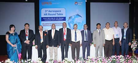 Aerospace bigwigs congregate for HR Roundtable by UPES