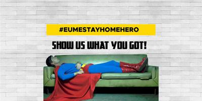 EUMESTAYHOMEHERO