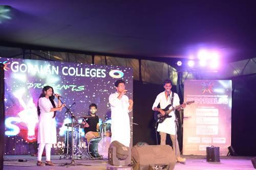 Estrail – Festive time at Gopalan's College