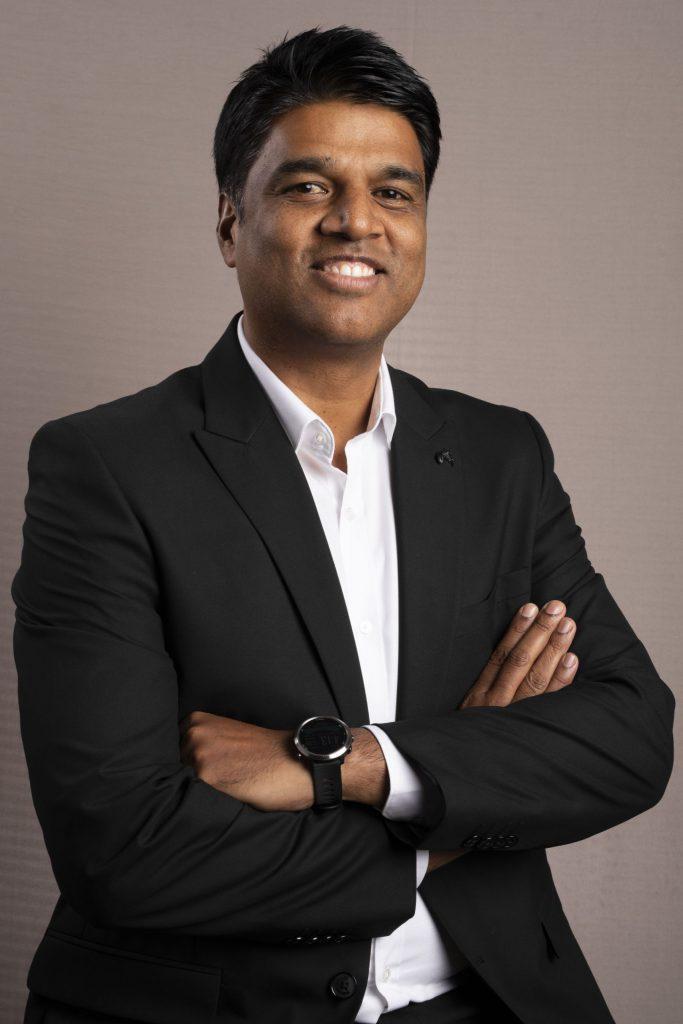 Ganesh Raju- Founder & CEO- Ken4