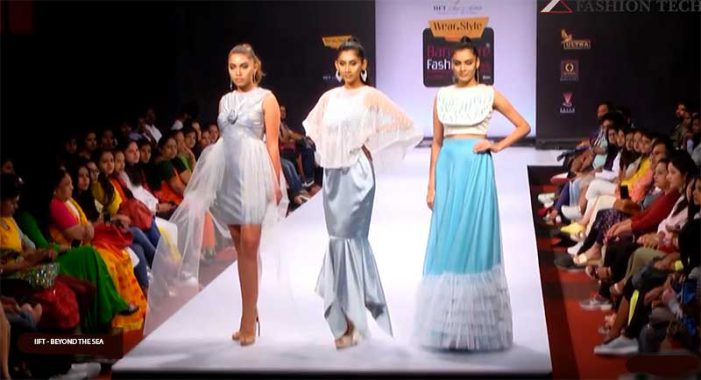 IIFT students take part in Bangalore Fashion Week from 5th March to 8th March at Bangalore.