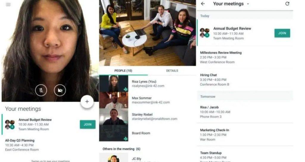 LISAA School of Design resumes classes in Google Meet