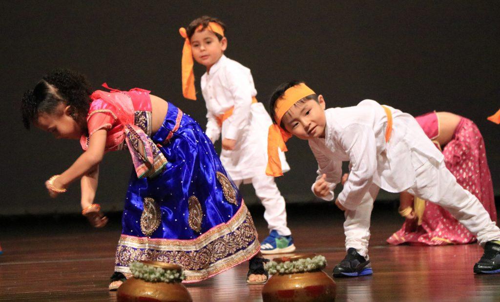 Multi-National Diwali at CIS