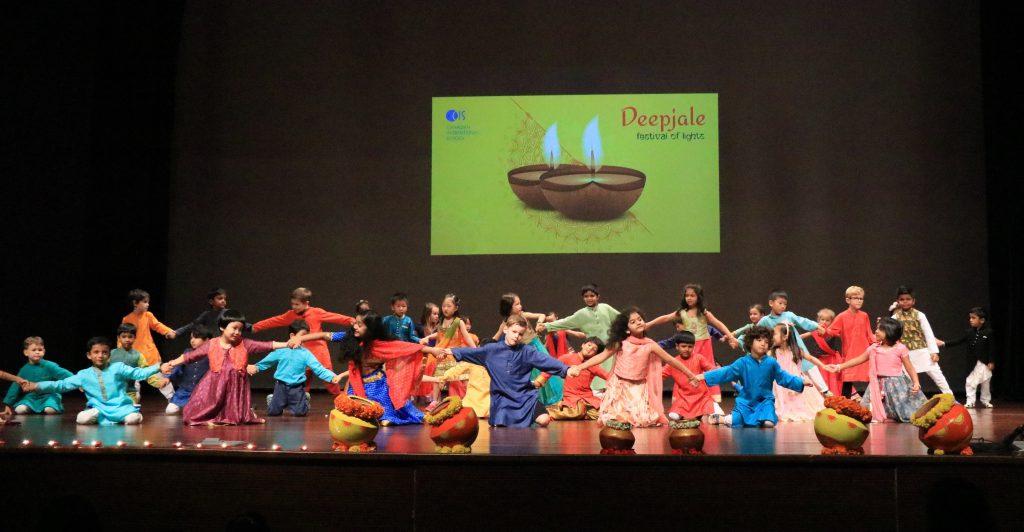 Diwali at CIS