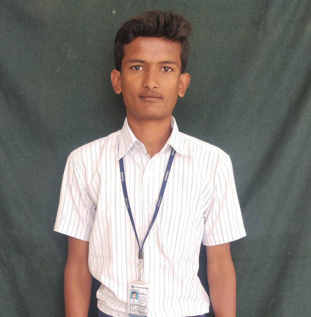 Karthik M