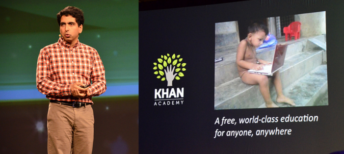 Whitefield Rising uses Khan Academy to aid Govt. school in Bangalore