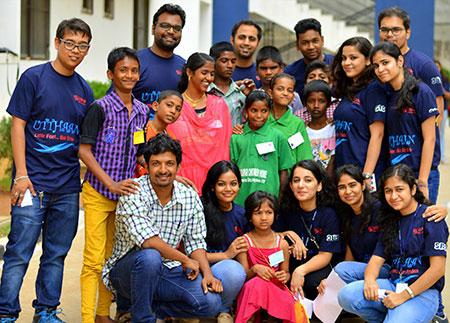 NGO kids