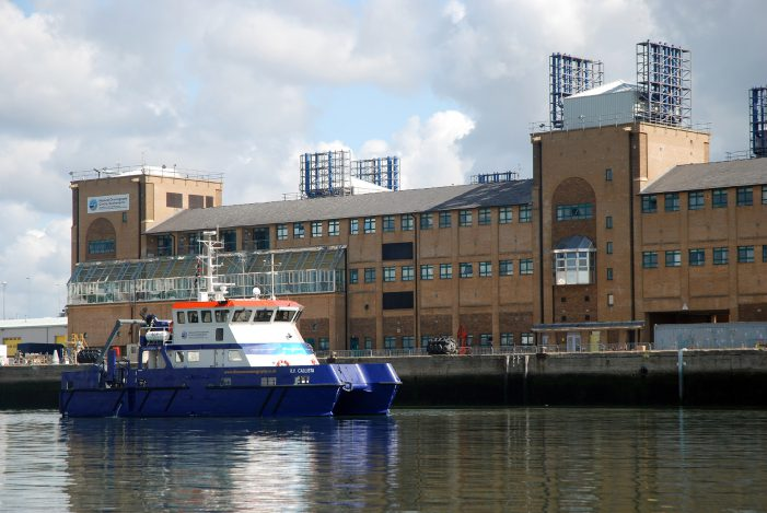 UK-based University of Southampton invites applications for its prestigious MSc Oceanography programme