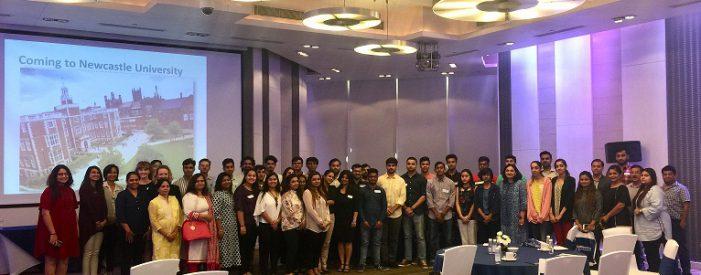 Newcastle University's Employability Seminar in India