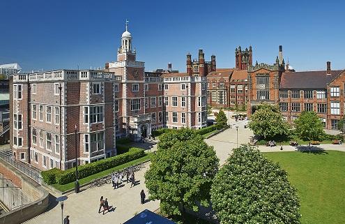 MBA leadership scholarship from Newcastle University Business School