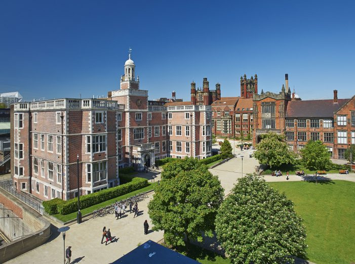 Newcastle University ranked within top 100 in the world