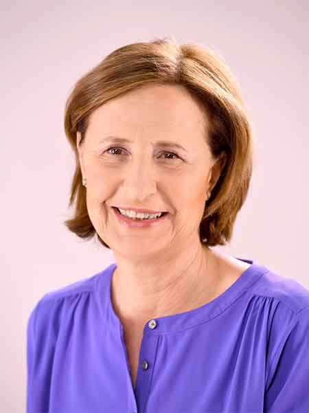 Prof. Yaffa Zilbershats -Chairman of the Planning and Budgeting Committee of the Israel Council for Higher Education