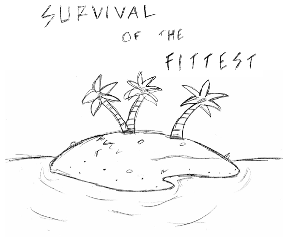 Survival of the Fittest Image 2
