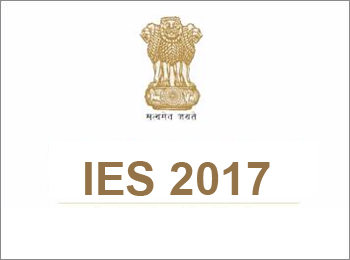 Download Admit cards for IES Main Exam 2017