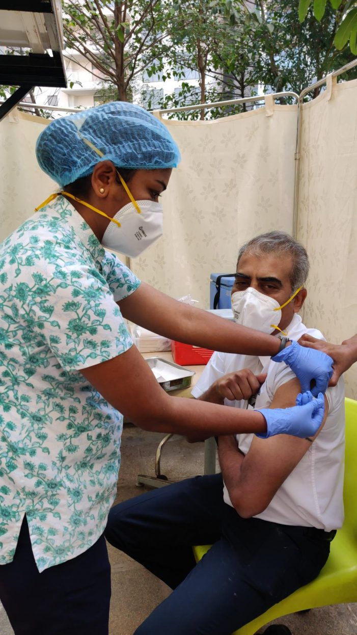 Dispelling fears of the COVID VACCINE