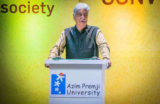 Azim Premji University's 6th convocation held