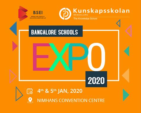 bangalore schools expo