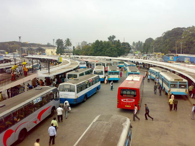 2 day bus strike in Bengaluru, schools and colleges closed