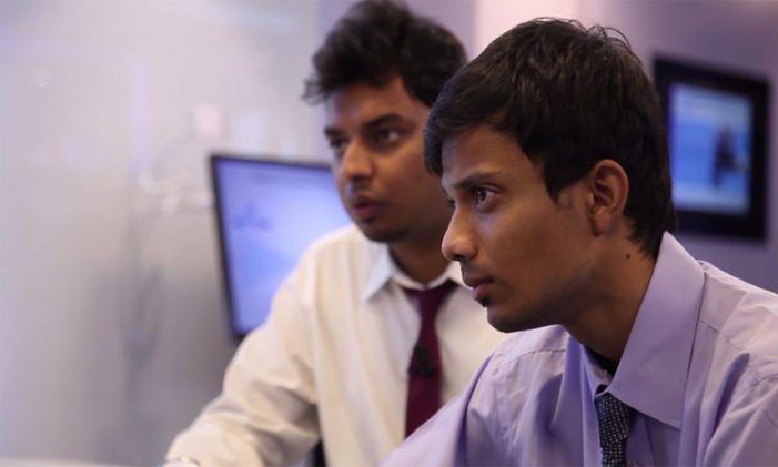 Bangalore boys win Capgemini's Global Innovators Race Competition