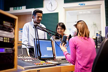 University of Lincoln invites applications for the only MA Community Radio programme offered in the UK