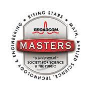 Winners of Broadcom MASTERS International Competition