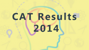 CAT results 2014