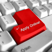 online applications for cet