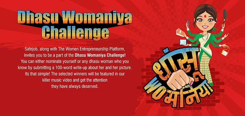 Dhasu Womaniya Challenge