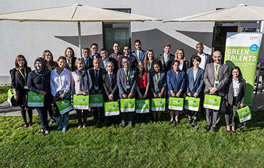 3 Indian Winners Among this year's Green Talents Awardees in Germany