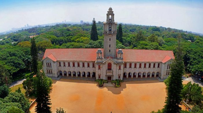 IISc Bangalore amongst top 10 in the world: THE Rankings for the year 2017