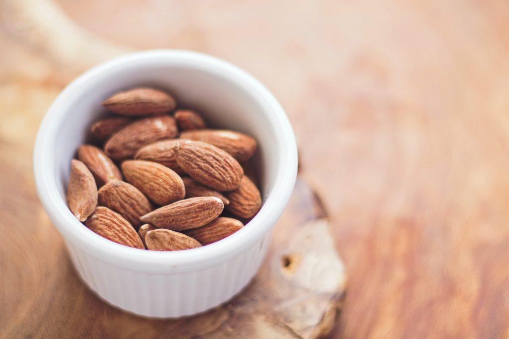nuts for breakfast