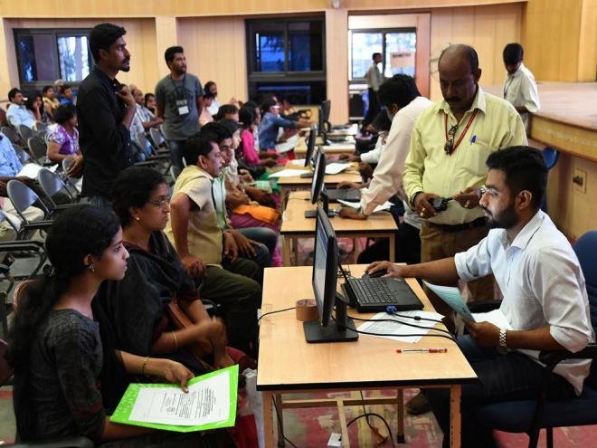 Apply to KEA for NEET counselling
