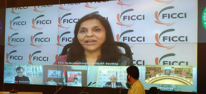IPICOL and FICCI sign MoU for Investment Promotion Activities of Make in Odisha Conclave
