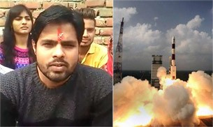 24-year-old labourer's son from Mathura bags a job with ISRO
