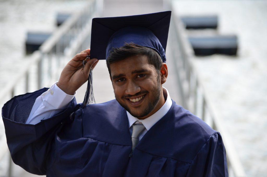Student in University