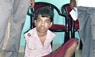 Karnataka boy Mustafa writes exam with toes, scores 80 per cent in board exam
