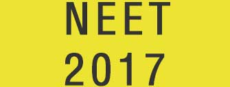 NEET counselling schedule 2017