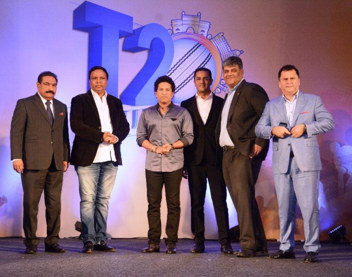 T20 Mumbai League Ambassador, Sachin Tendulkar hails Mumbai as Heart of Indian Cricket