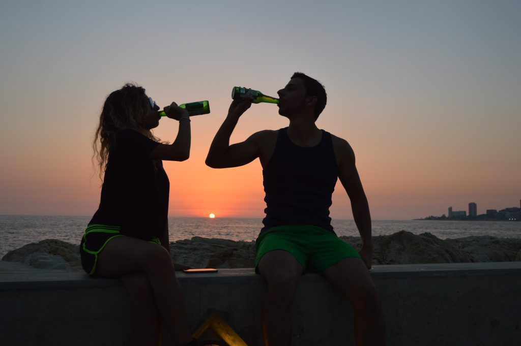 Avoid Binge Drinking