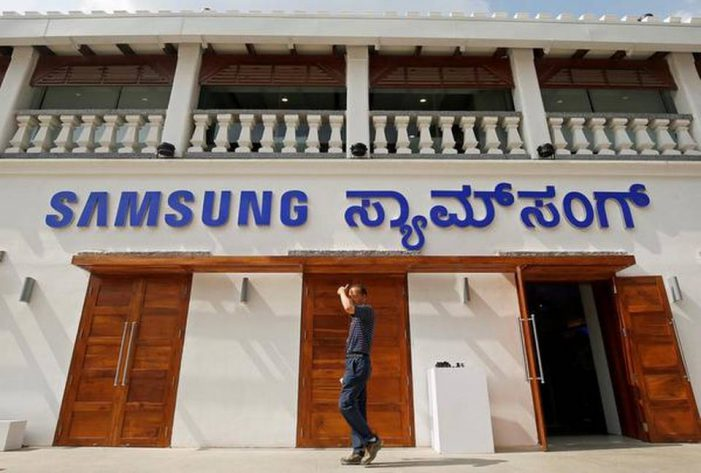 Samsung to hire 300 Engineers from IITs