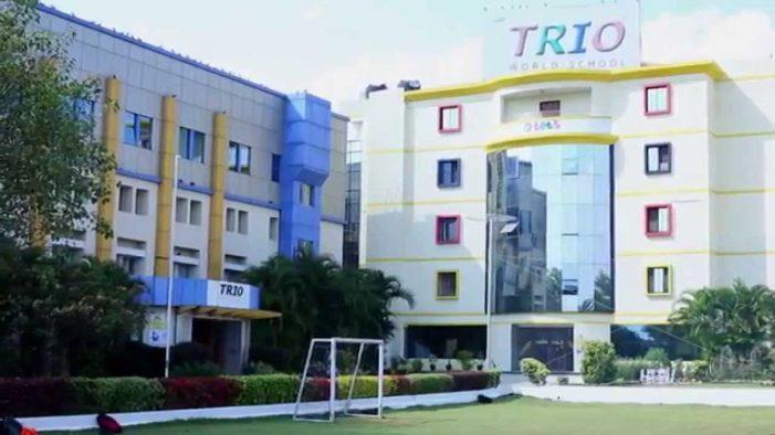 TRIO World School hosted 'Ablaze Carnival – 2018'