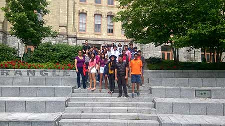 Knowledge@Wharton High School invites applications for its third annual summer program for international students